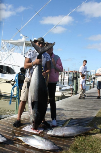 oregon inlet marlin and tuna fishing report september 20