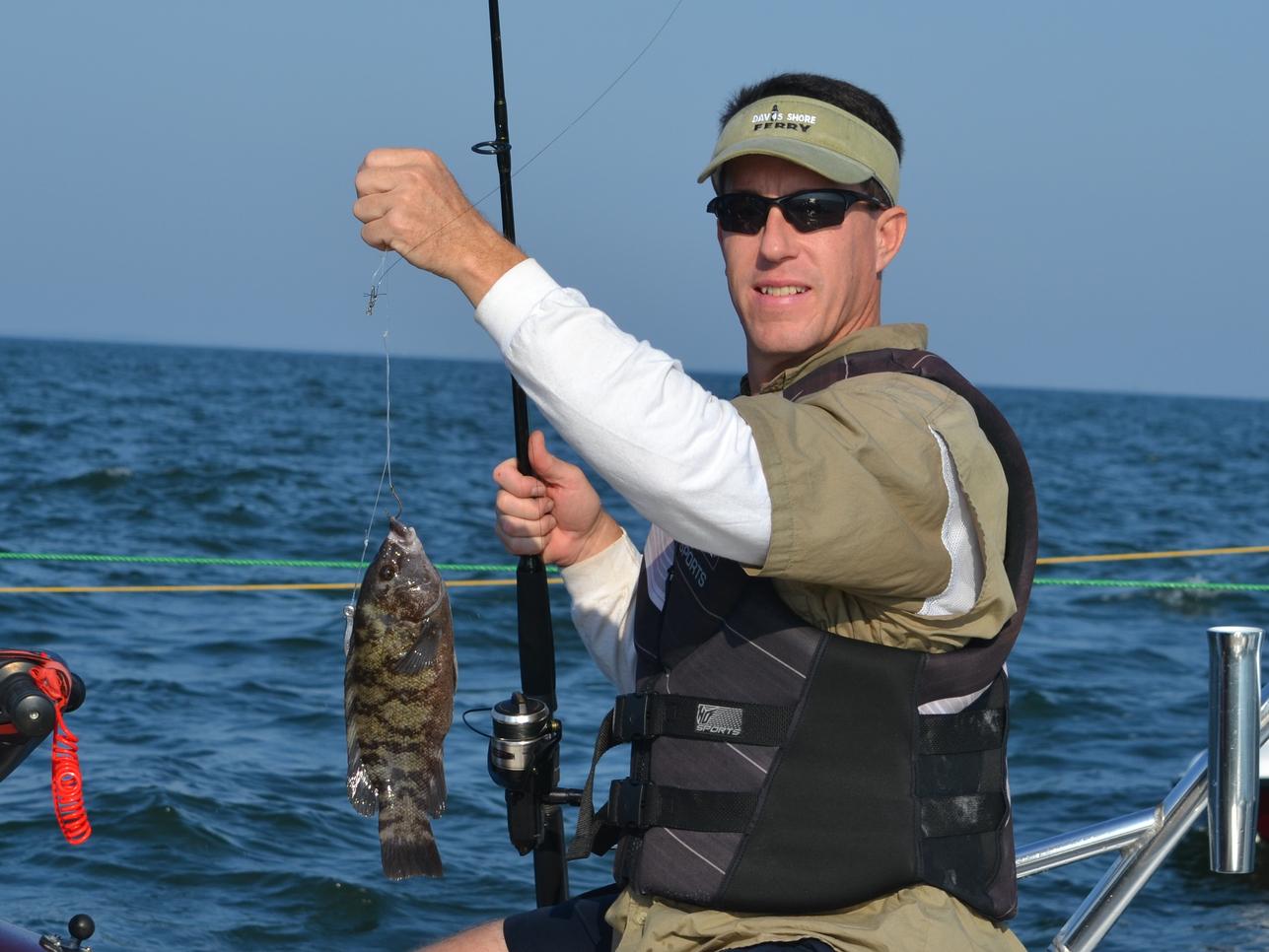 Jet ski fishing chesapeake bay fishing report october 04 for Fishing chesapeake bay