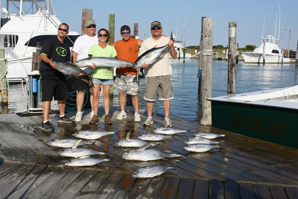 Oregon Inlet Fleet Fishing Report October 02 2013