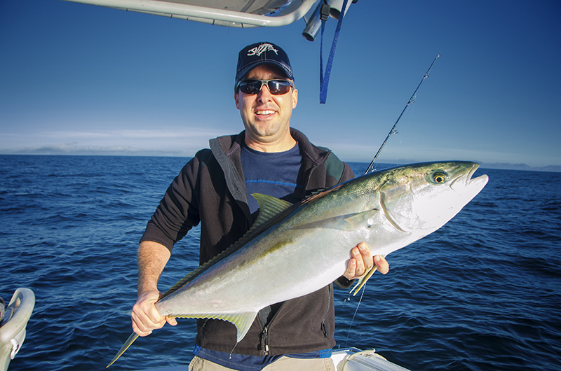 san carlos jigging for yt fishing report december 19