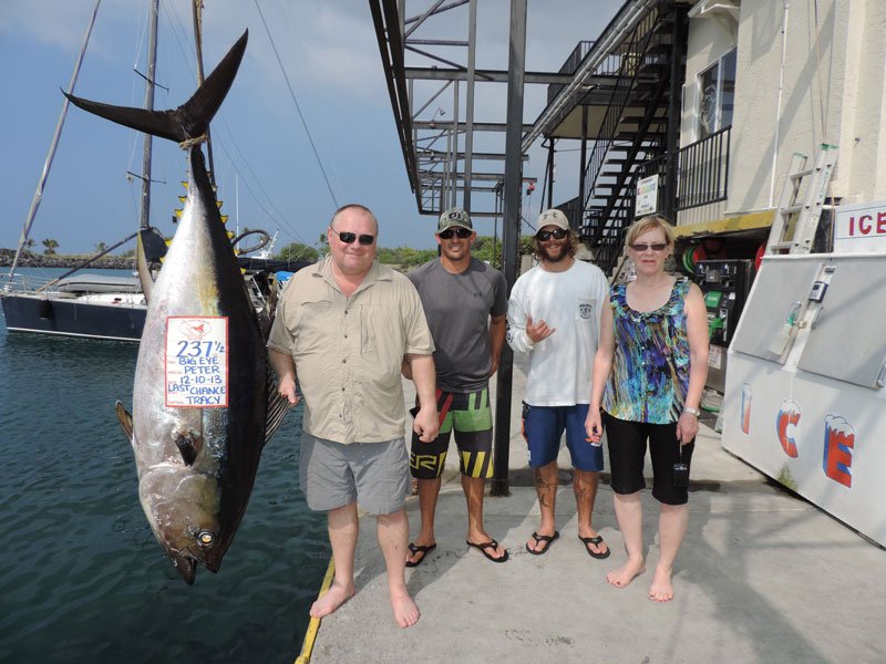 39 last chance 39 for big tuna in hawaii fishing report for Davey s locker fishing report