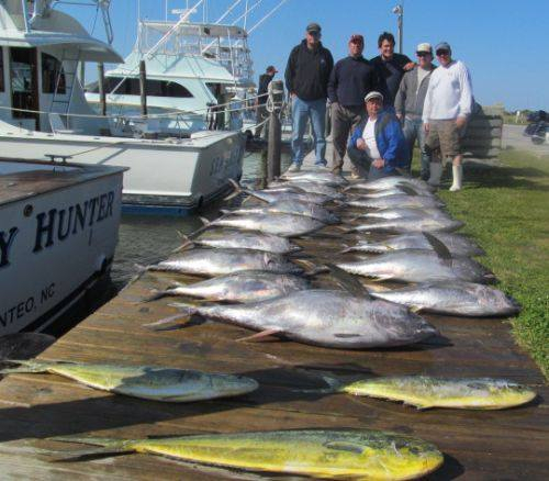 Good day at oregon inlet fishing report april 27 2014 for Oregon inlet fishing