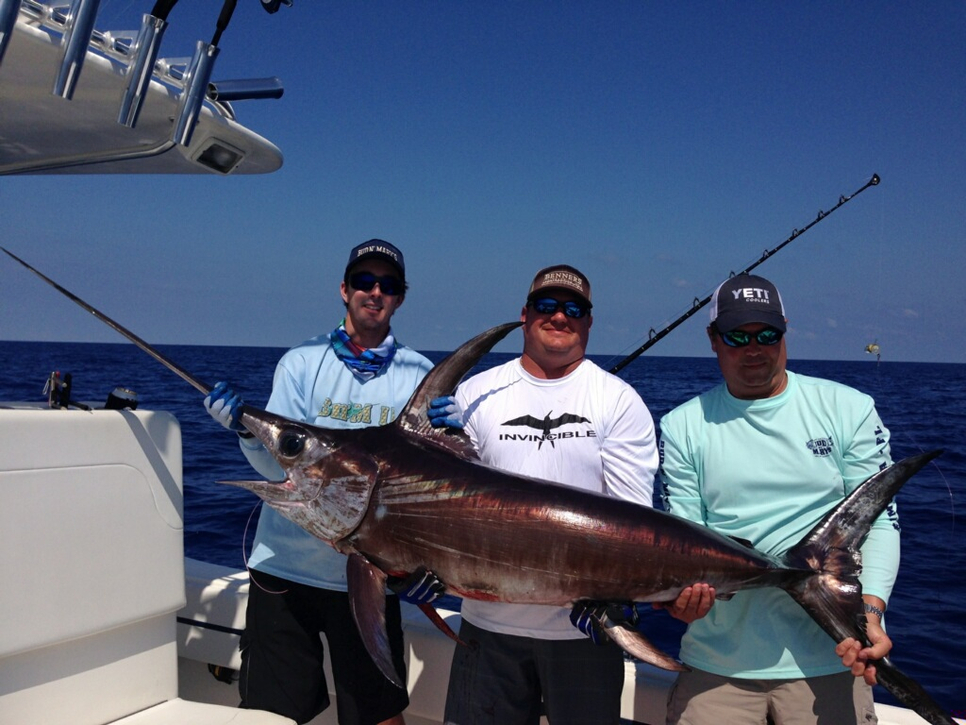 Cobia time in the keys fishing report april 24 2014 for Keys fishing report