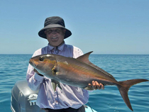 Those that worked the bottom did well with barred pargo and amberjacks.