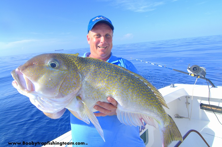 Booby Trap Tilefish And More Fishing Report August 18