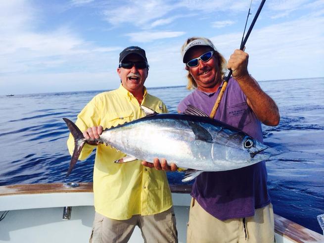 Florida blackfin tuna fishing report september 22 2014 for Tuna fishing florida