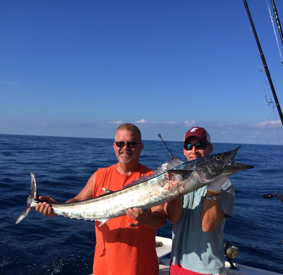Orange beach getaway fishing report october 14 2014 for Orange beach fishing report