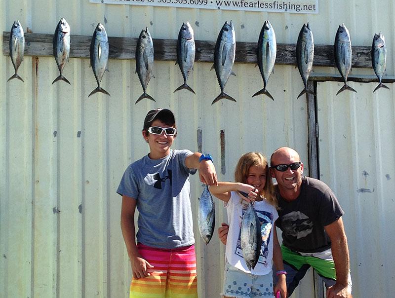 Florida keys offshore fishing report october 20 2014 for Middle keys fishing report