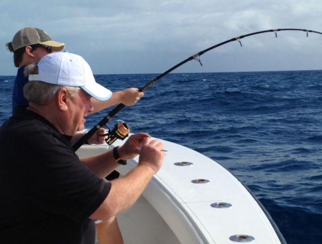 Florida keys update fishing report february 23 2015 for Middle keys fishing report