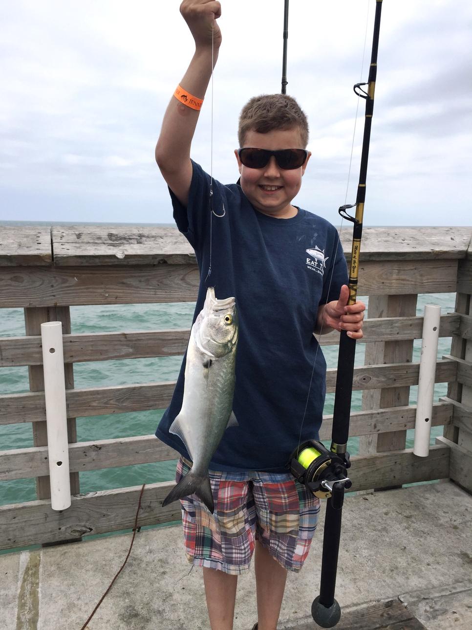 pier fishing report