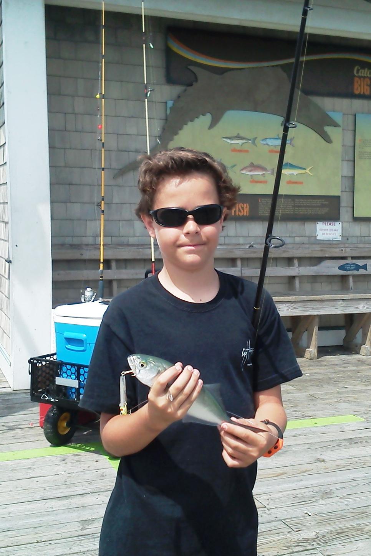 Jennette 39 s pier fishing report may 19 2015 fishtrack com for Jennette s fishing pier