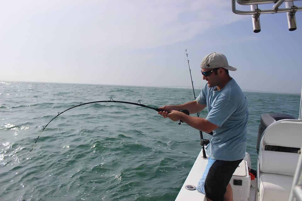 Virginia drum are biting fishing report may 11 2015 for Va fishing report