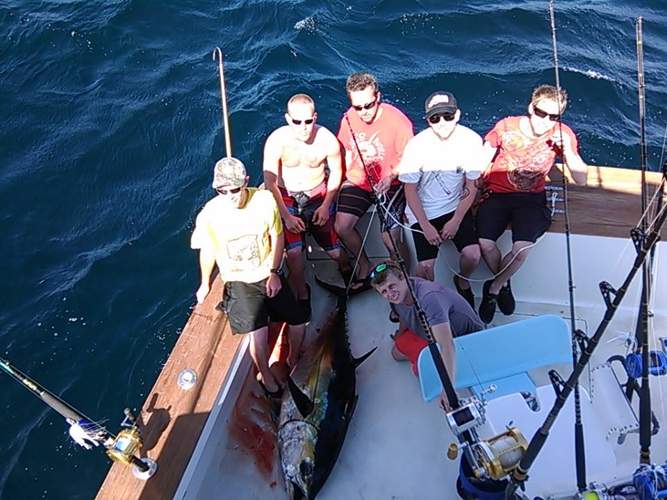 Outer Banks Bigeye Fishing Report May 29 2015