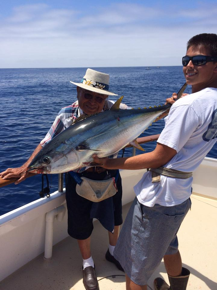 San diego tuna and more fishing report july 30 2015 for San diego fish report