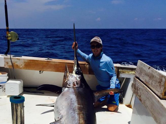 Big florida keys sword fishing report july 27 2015 for Florida keys fishing report