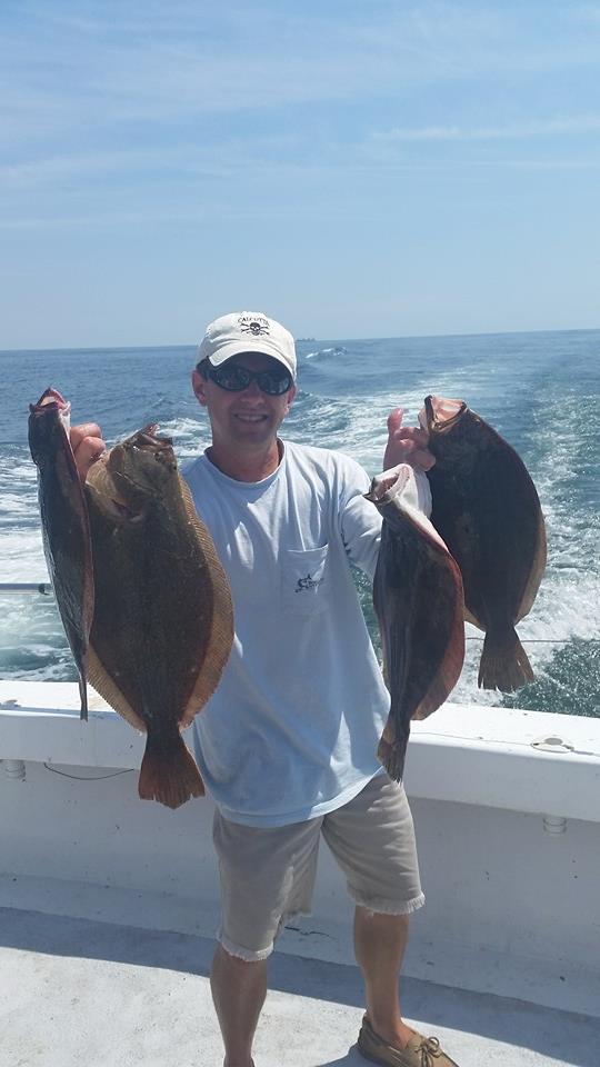 Fluke bite off maryland fishing report august 24 2015 for Maryland fishing report