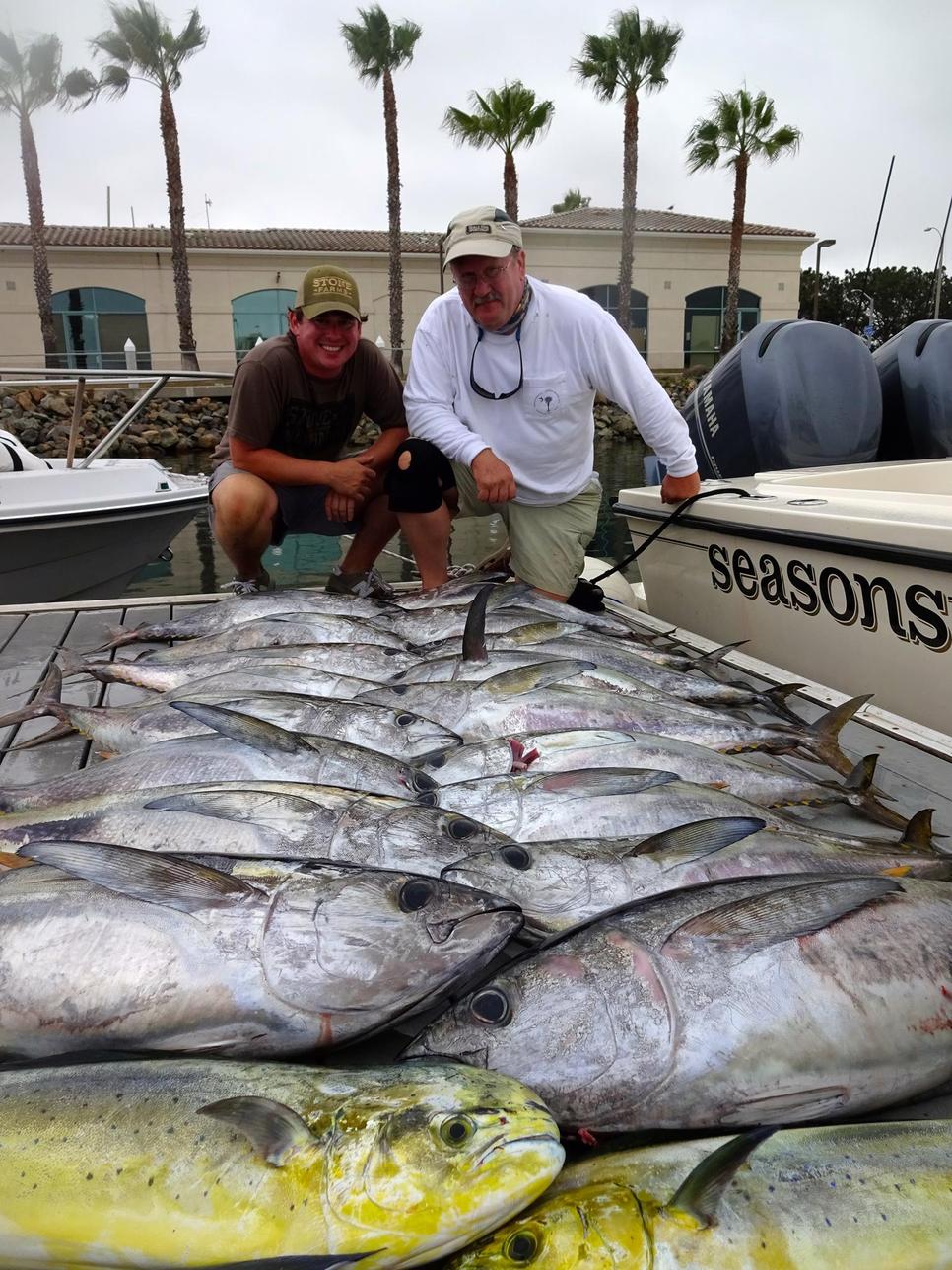 Tuna limits fishing report august 20 2015 fishtrack com for 976 tuna fish report