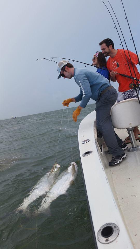 Florida keys tarpon fishing report august 10 2015 for Middle keys fishing report