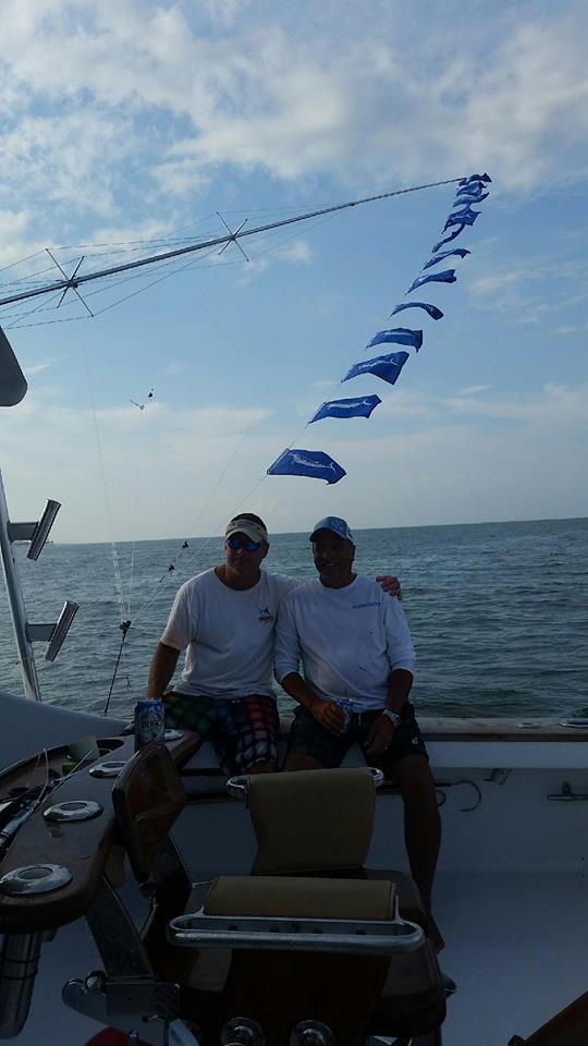 Virginia beach offshore fishing report august 03 2015 for Fishing report va