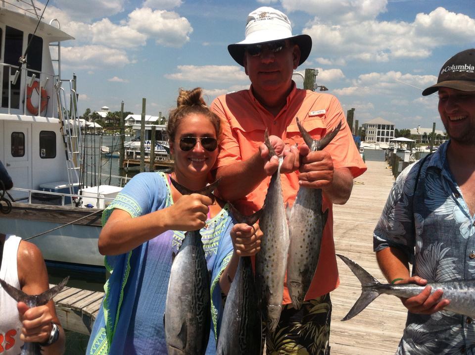 Orange beach fishing report august 24 2015 fishtrack com for Orange beach fishing report