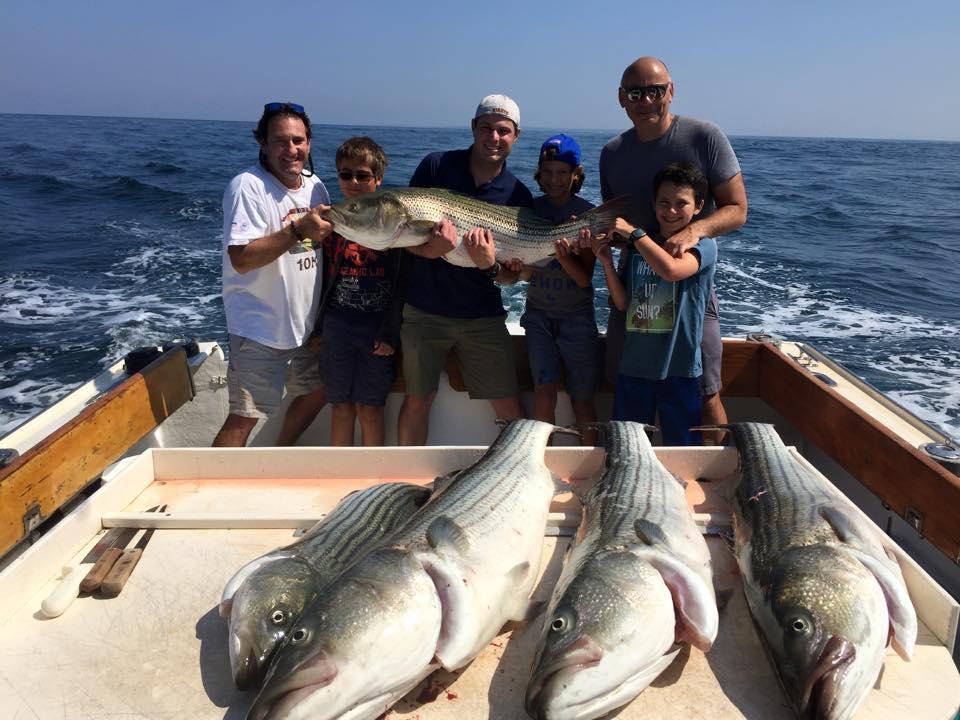 Big striper fishing report september 01 2015 for Striper fishing report