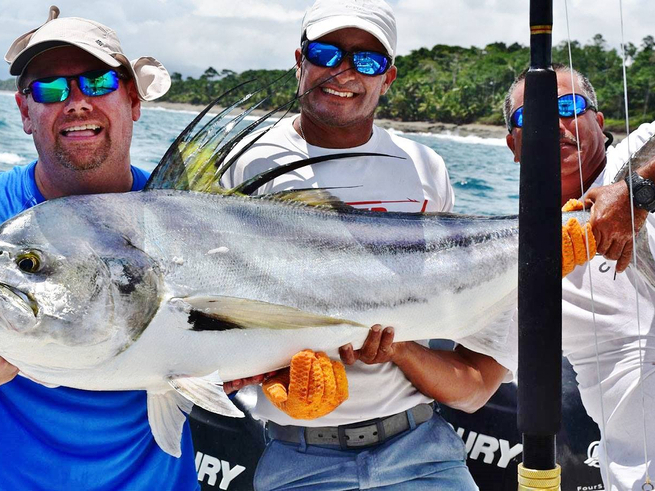 Costa rica rooster fishing report september 23 2015 for Costa rica fishing report