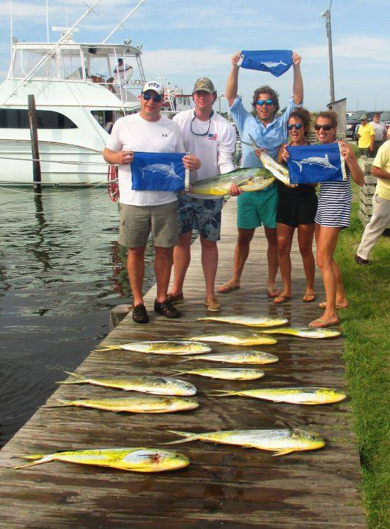Oregon Inlet Is Going Off Fishing Report September 08