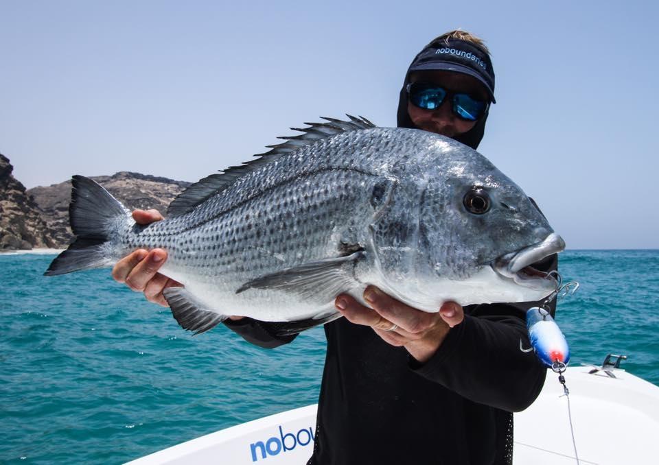 Oman bream fishing report may 12 2016 fishtrack com for Fishing in delaware