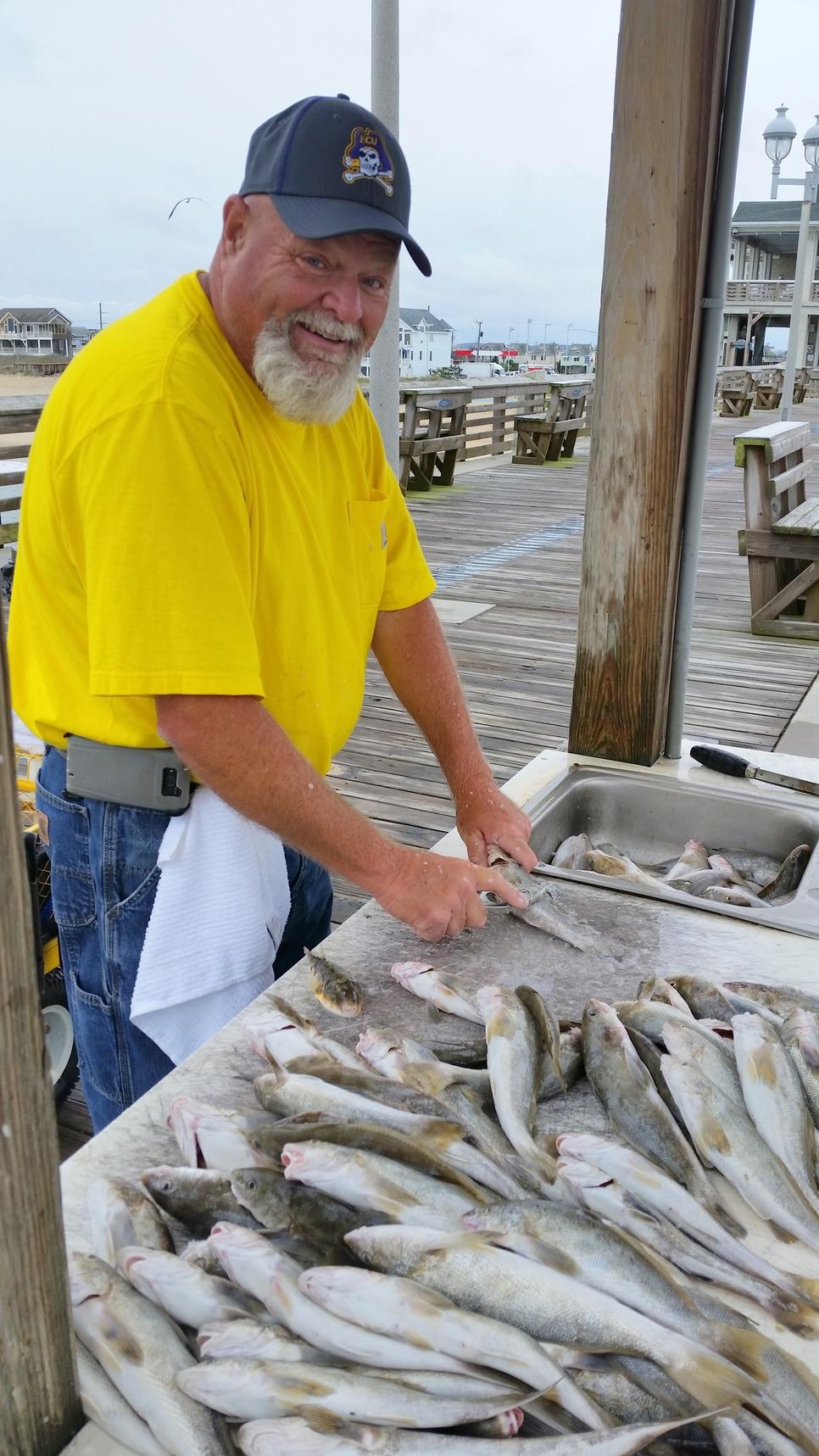 Jennette 39 s pier in nags head fishing report may 15 2016 for Jennette s fishing pier