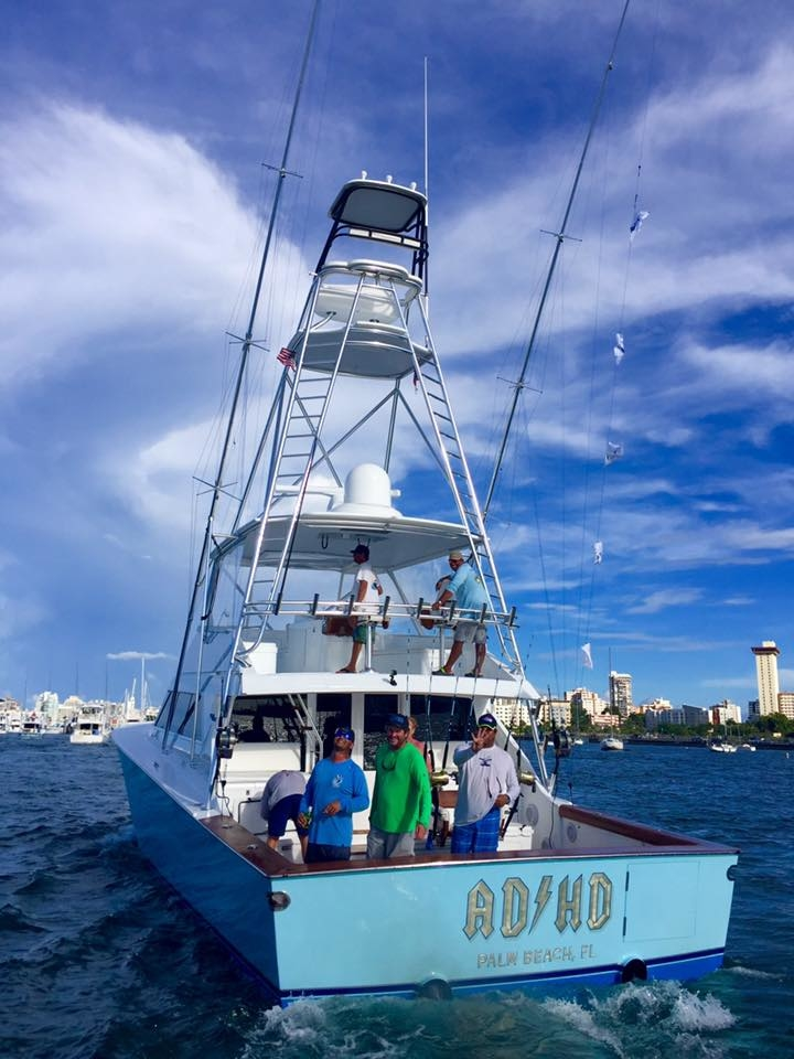 Ad hd in puerto rico fishing report september 19 2016 for Puerto rico fishing