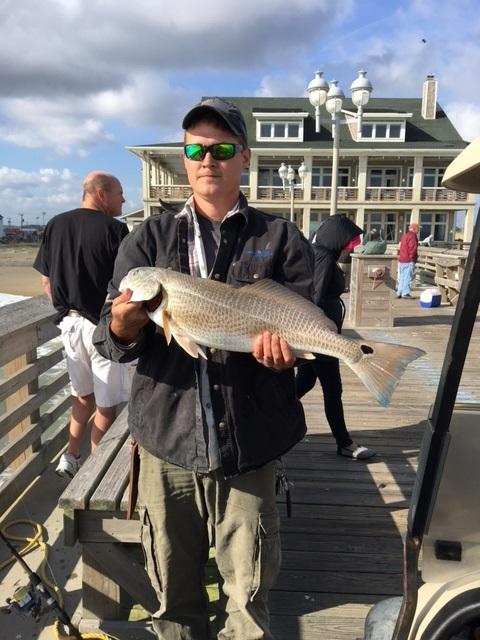 Jennette 39 s pier fishing report october 14 2016 for Jennette s pier fishing report