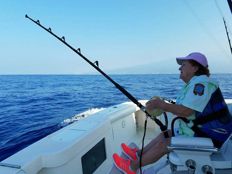 Kona offshore update fishing report december 27 2016 for Capt al fishing report