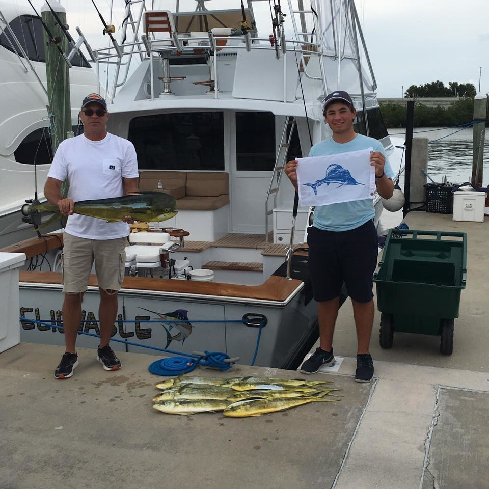 Special offshore fishing charter boats in stuart fl for Tuna fishing florida