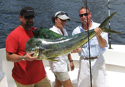 Fort lauderdale sightseeing charter boat fishing report for Pompano beach fishing report
