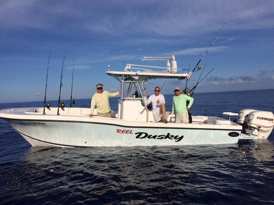 Fort lauderdale sightseeing charter boat fishing report for Pompano beach fishing charters