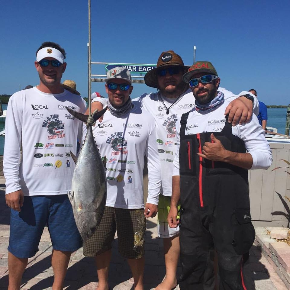 2017 tom thumb marathon bull and cow tournament fishing for Fishing tournaments 2017