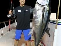 195.8 lb Bluefin!!