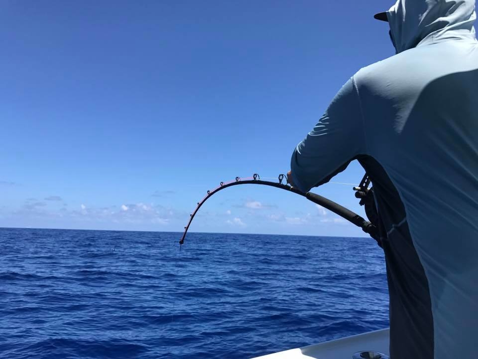 Big key 39 s sword fishing report june 27 2017 fishtrack com for Middle keys fishing report