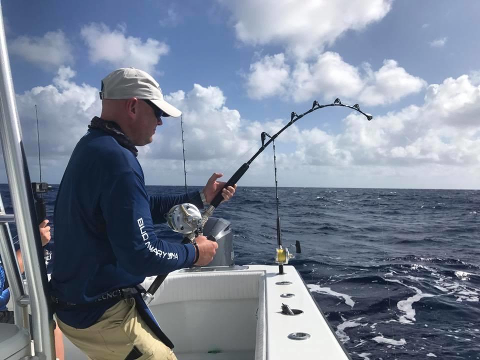 Great florida keys fishing fishing report june 22 2017 for Keys fishing report