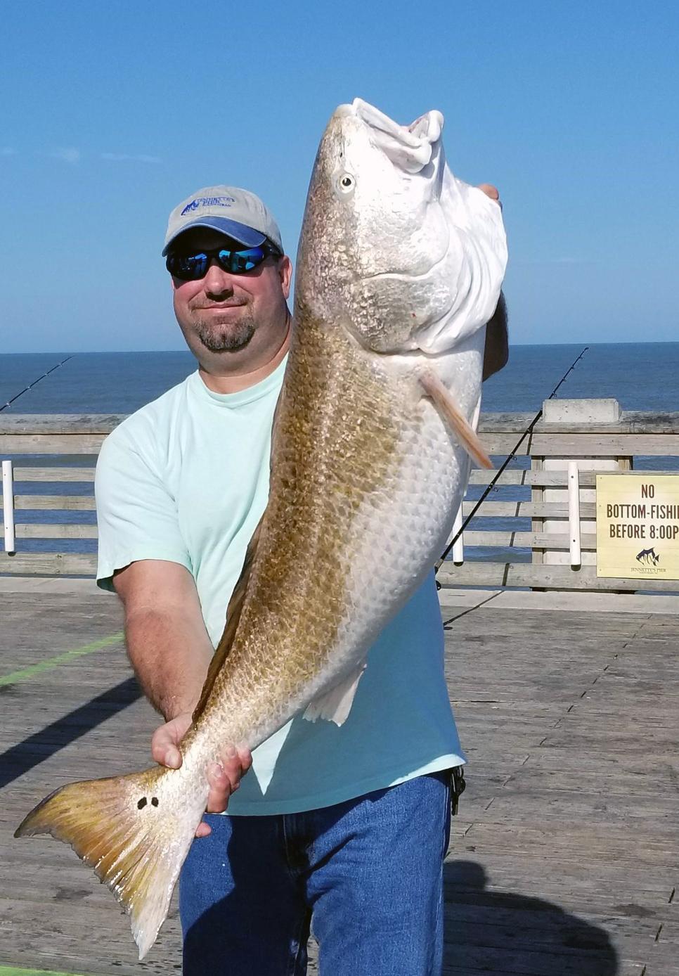 Jennette 39 s pier fishing report september 21 2017 for Jennette s fishing pier