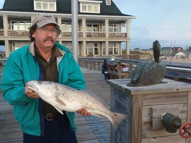 Jennette 39 s pier fishing report september 12 2017 for Jennette s fishing pier