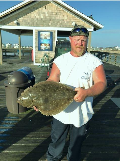 Jennette 39 s pier fishing report september 16 2017 for Jennette s pier fishing report