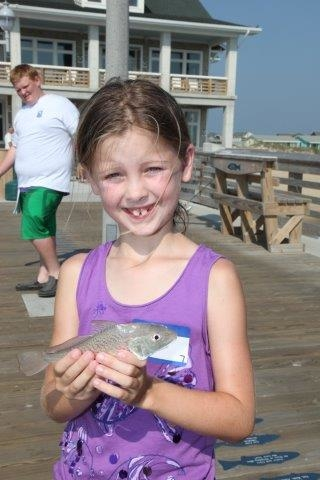 Jennette 39 s pier fishing report october 16 2017 for Jennette s pier fishing report