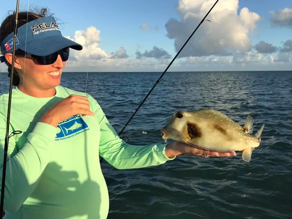 Florida keys nearshore action fishing report november 29 for Middle keys fishing report