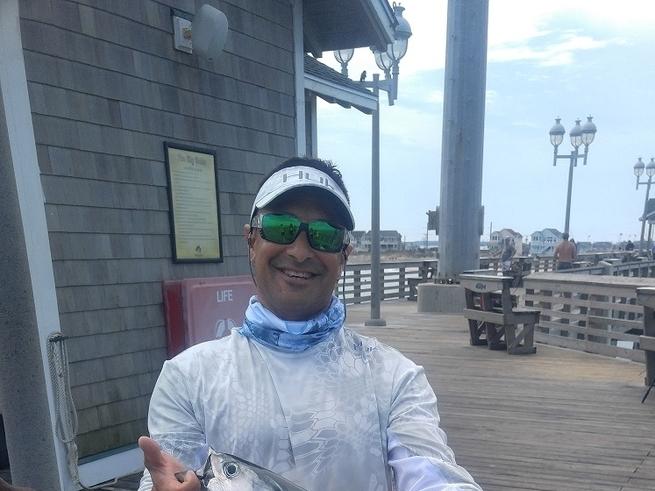 Jennette 39 s pier fishing report august 24 2018 for Jennette s pier fishing report